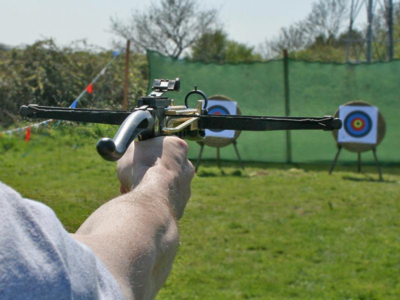 Crossbow Shooting in Bristol | Max Events