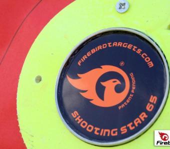 Firebird exploding target on Crossbow