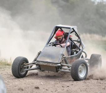 Rage buggy at max events Dorset