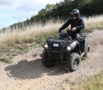 Quad Biking in Bristol, Bournemouth and Oxford