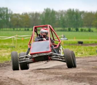 Rage Buggies at Max Events in Oxford