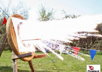Exploding Archery
