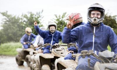 Quad biking in Bristol