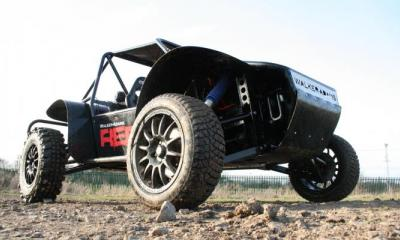 Walker adams Rebel Buggy ready for a stag party